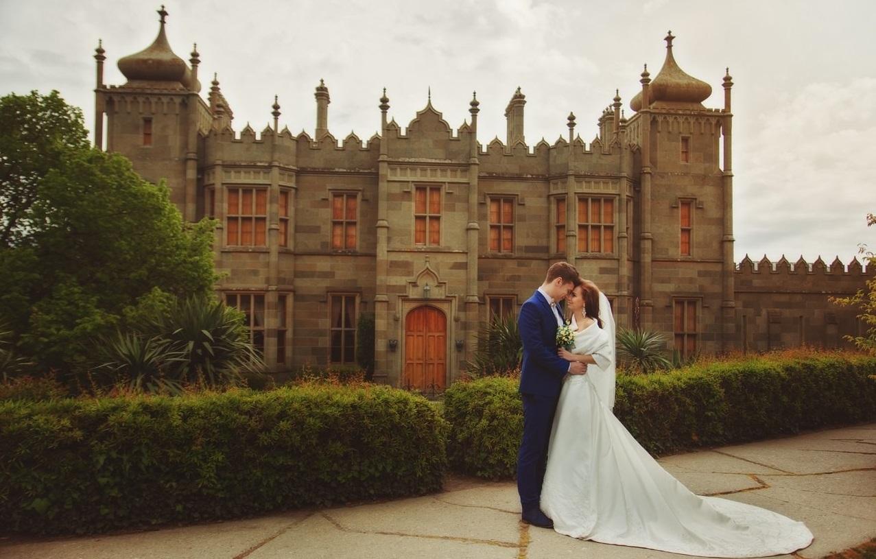 Фото свадеб в мирском замке