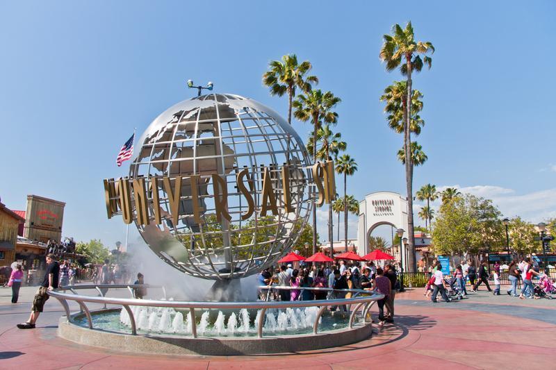 Universal studios / hollywood